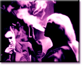 Fellini y Anita Ekberg